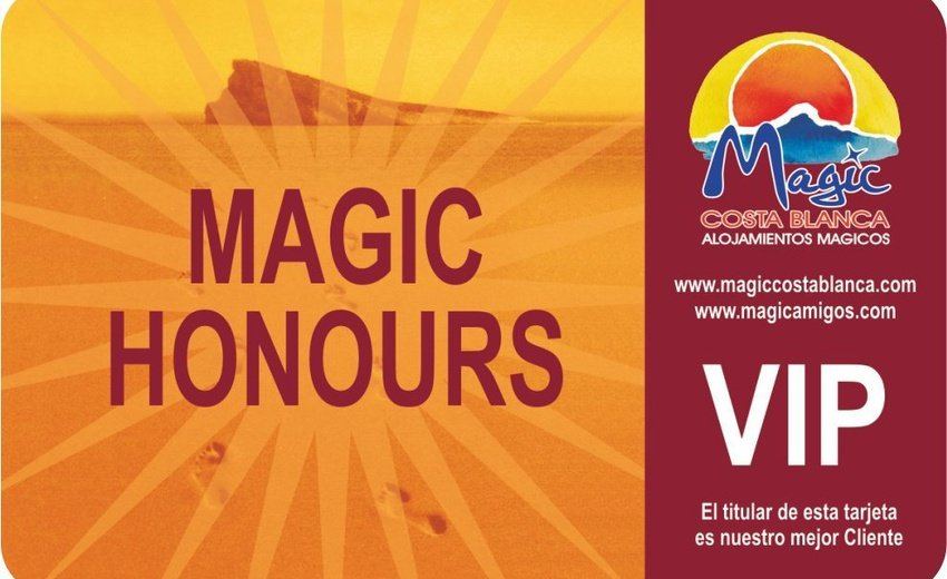 Club VIP 'Magic Honours' Magic Aqua™ Villa Luz Плая-де-Гандия