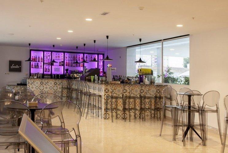 Бар Villa Luz Family Gourmet & All Exclusive Отель Плая-де-Гандия